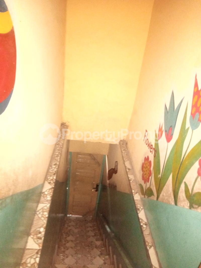 1 bedroom mini flat  Self Contain Flat / Apartment for rent Biola street off Oriola street Alapere Alapere Kosofe/Ikosi Lagos - 0