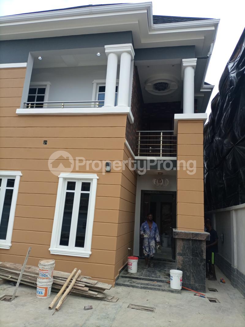 2 bedroom Flat / Apartment for rent Alidada Ago palace Okota Lagos - 1