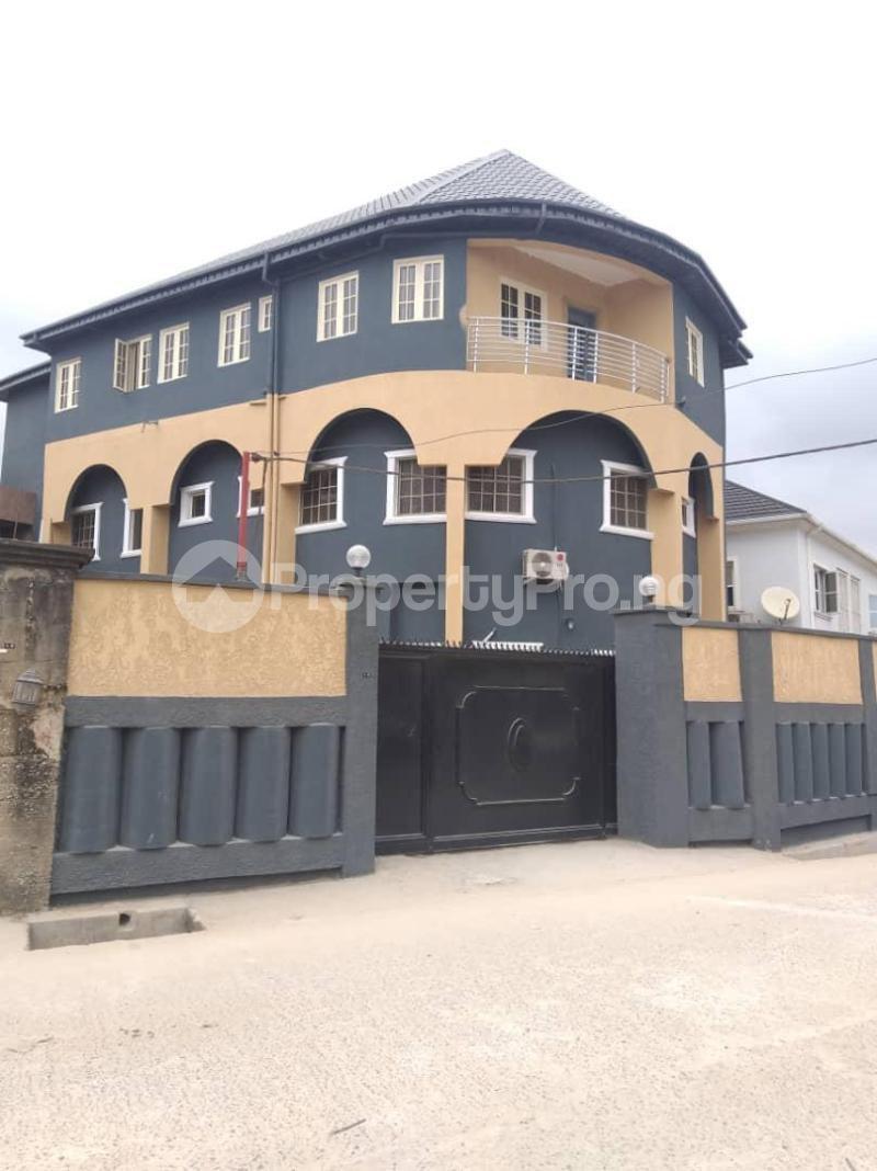 2 bedroom Flat / Apartment for rent Medina Estate, Gbagada, Lagos. Medina Gbagada Lagos - 0
