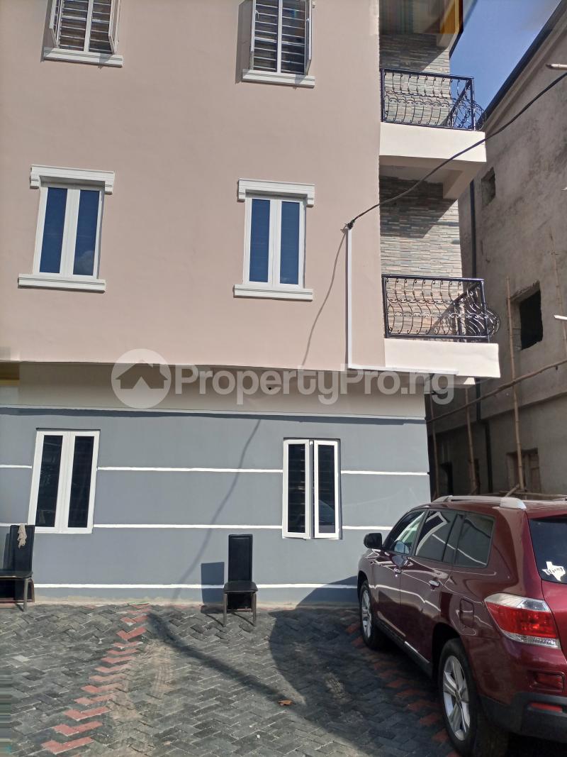 2 bedroom Flat / Apartment for rent Market Square Ago palace Okota Lagos - 0