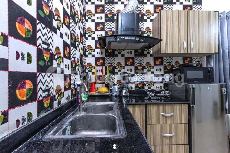 2 bedroom Self Contain for shortlet Ikate Lekki Lagos - 1