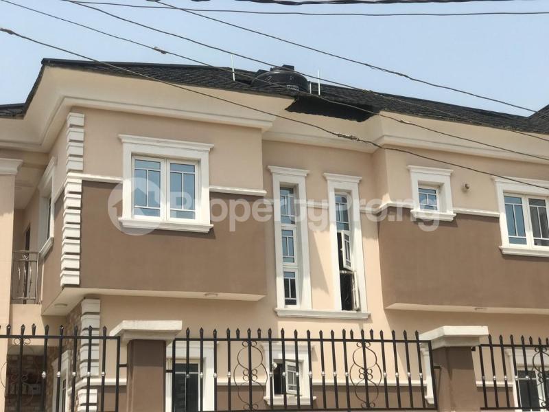 4 bedroom Detached Duplex House for sale CHURCH STREET KETU ALAPERE  Ketu Lagos - 4