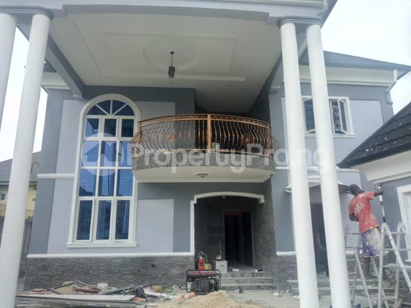 3 bedroom Blocks of Flats House for rent Gbalaja Woji Trans Amadi Port Harcourt Rivers - 6