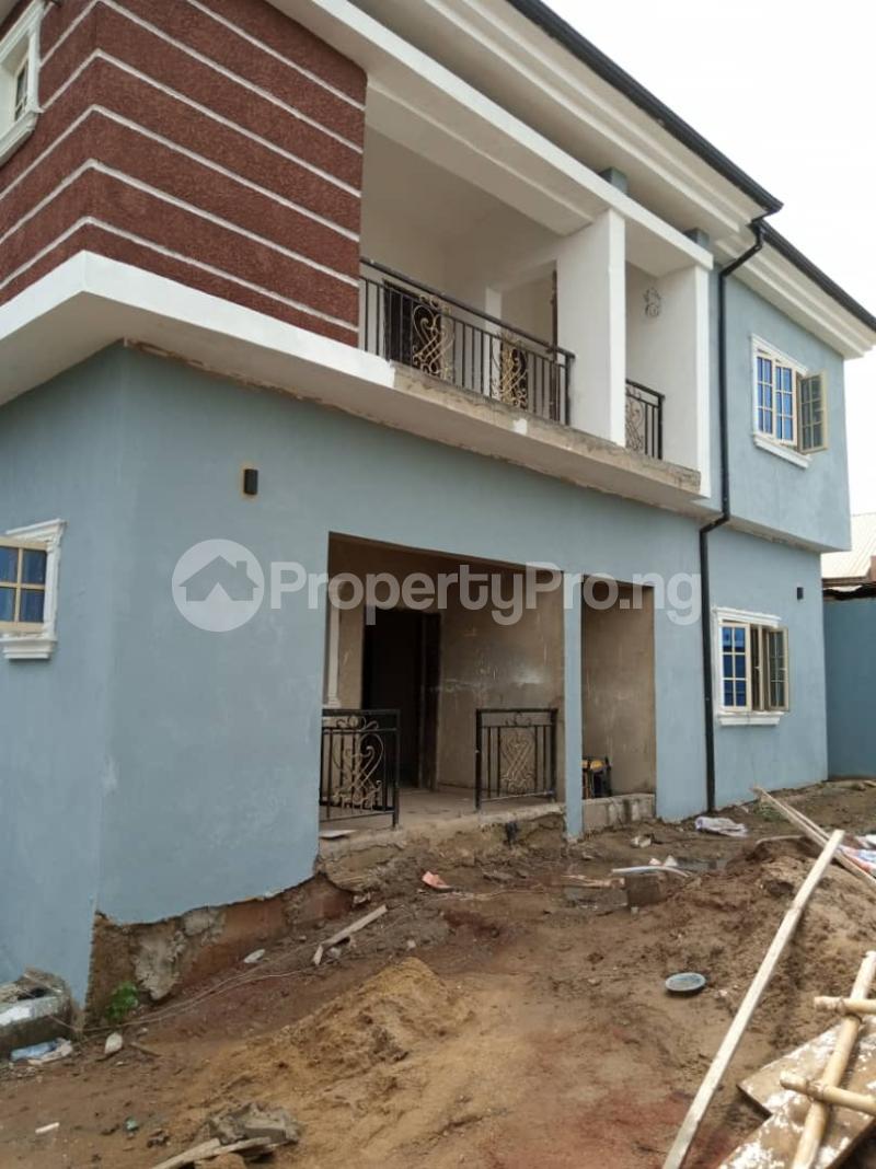 2 bedroom Shared Apartment Flat / Apartment for rent Private Estate Magboro Obafemi Owode Ogun - 1