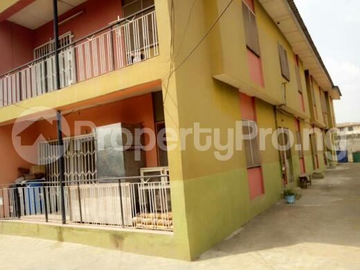 2 bedroom Flat / Apartment for rent Abule Egba. Lagos Mainland Abule Egba Abule Egba Lagos - 1