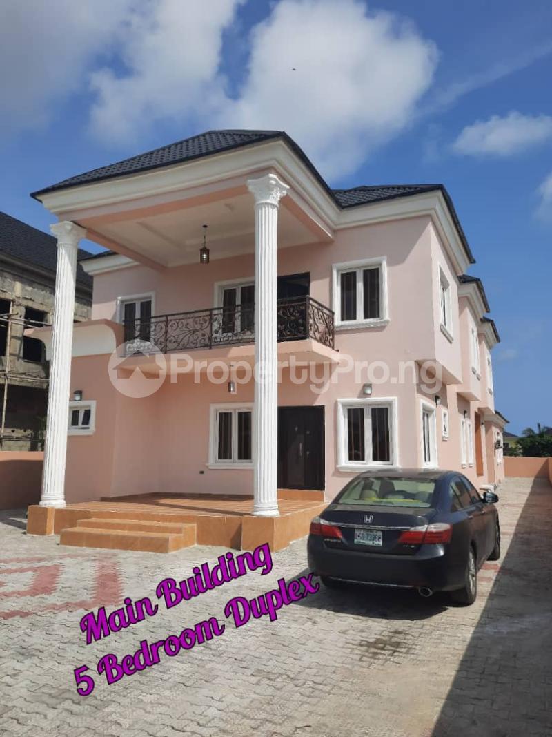 2 bedroom Flat / Apartment for rent Alpha Beach Estate Opposite Chevron chevron Lekki Lagos - 3