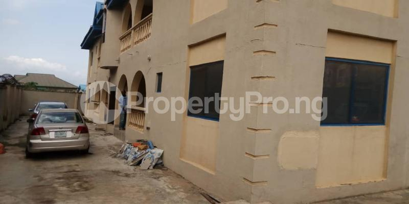 3 bedroom Blocks of Flats for rent K Farm Estate Via Obawole Ogba Bus-stop Ogba Lagos - 7