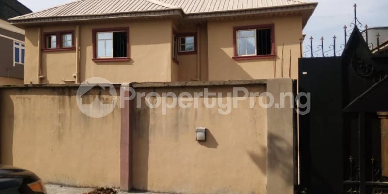 3 bedroom Blocks of Flats for rent K Farm Estate Via Obawole Ogba Bus-stop Ogba Lagos - 2