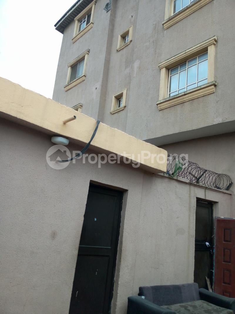 3 bedroom Flat / Apartment for rent Grandmate Ago palace Okota Lagos - 0