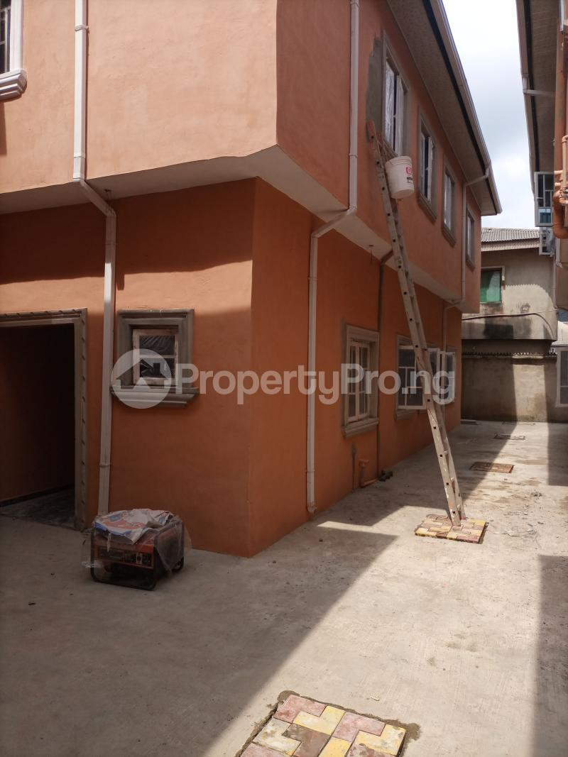 3 bedroom Flat / Apartment for rent Community Ago palace Okota Lagos - 2