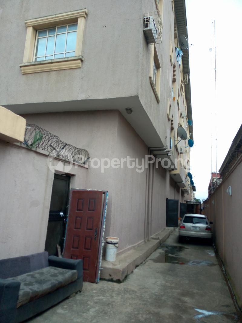 3 bedroom Flat / Apartment for rent Grandmate Ago palace Okota Lagos - 1
