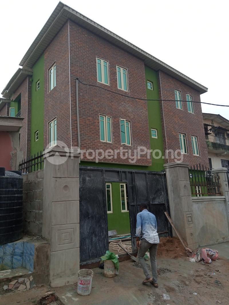 2 bedroom Self Contain Flat / Apartment for rent Bola Adegboro street Off Goodluck street Ogudu Ori-oke  Alapere Kosofe/Ikosi Lagos - 0