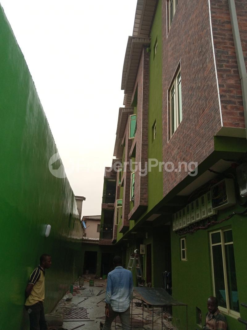 2 bedroom Self Contain Flat / Apartment for rent Bola Adegboro street Off Goodluck street Ogudu Ori-oke  Alapere Kosofe/Ikosi Lagos - 1