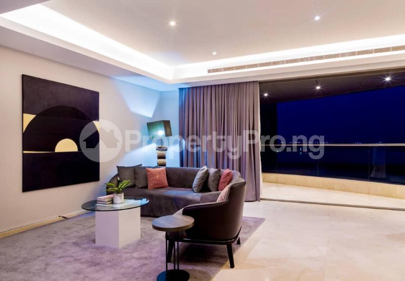 3 bedroom Self Contain Flat / Apartment for shortlet Eko Atlantic Victoria Island Lagos - 8