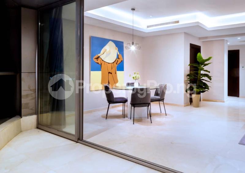 3 bedroom Self Contain Flat / Apartment for shortlet Eko Atlantic Victoria Island Lagos - 12