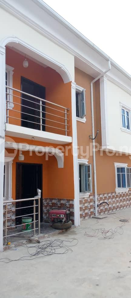 3 bedroom Self Contain Flat / Apartment for rent Gemade Estate. Egbeda Alimosho Lagos - 1