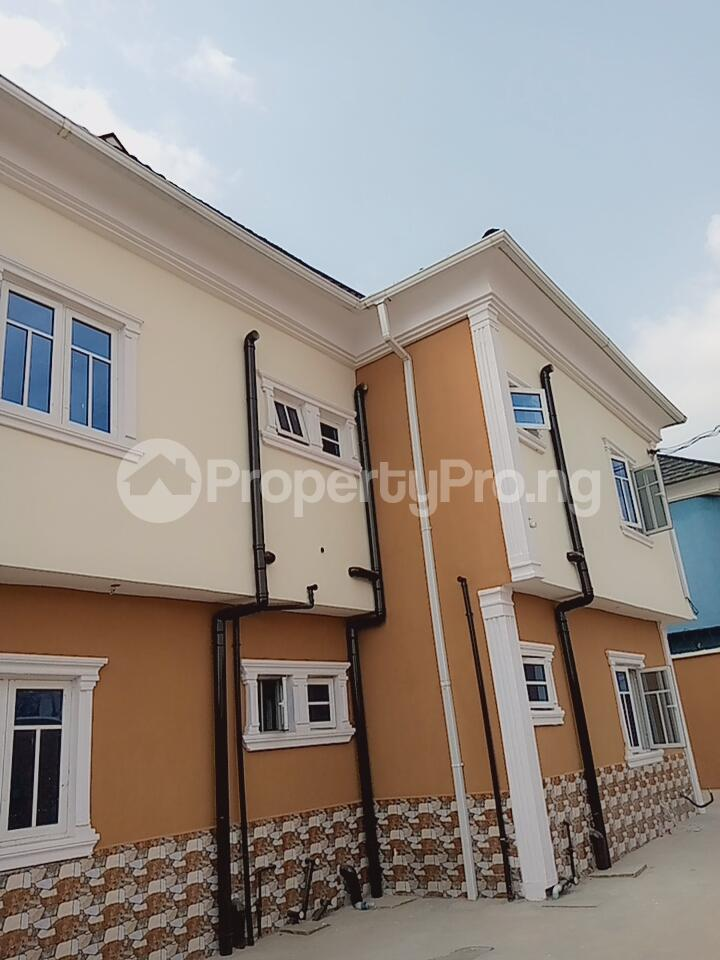 3 bedroom Self Contain Flat / Apartment for rent Gemade Estate. Egbeda Alimosho Lagos - 0