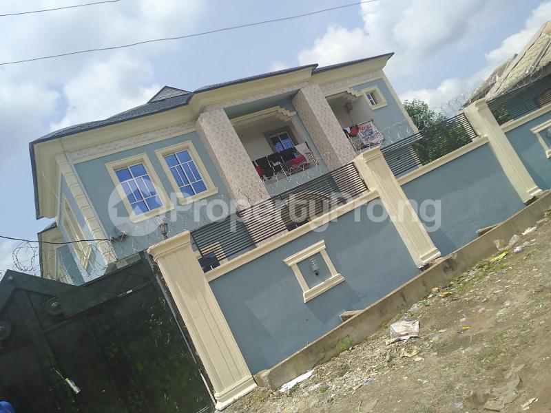 3 bedroom Shared Apartment Flat / Apartment for rent Olorunshola ayobo Ayobo Ipaja Lagos - 0