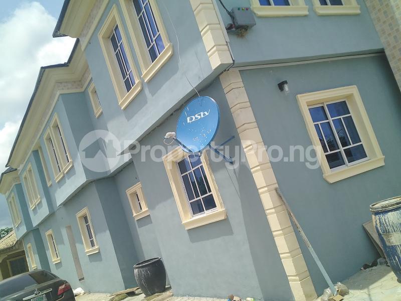 3 bedroom Shared Apartment Flat / Apartment for rent Olorunshola ayobo Ayobo Ipaja Lagos - 1