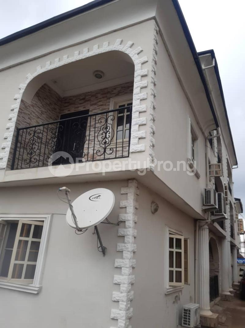 3 bedroom Flat / Apartment for rent Off Pedro Road, Famous Bus Stop Palmgroove Shomolu Lagos - 14