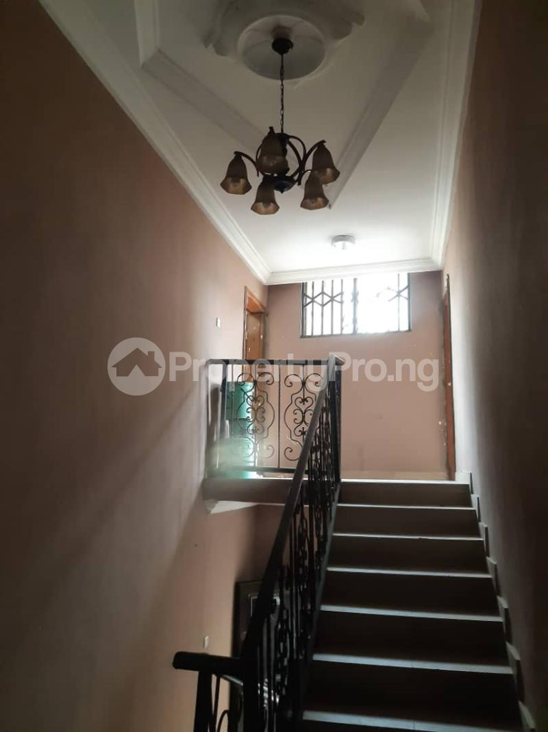3 bedroom Flat / Apartment for rent Off Pedro Road, Famous Bus Stop Palmgroove Shomolu Lagos - 12