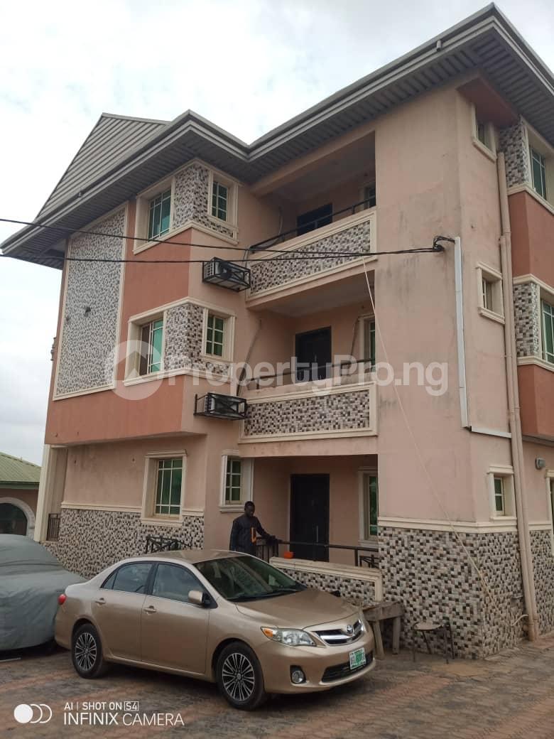3 bedroom Blocks of Flats House for rent Ogba Oke Ira Off Ajayi Road Ajayi road Ogba Lagos - 11