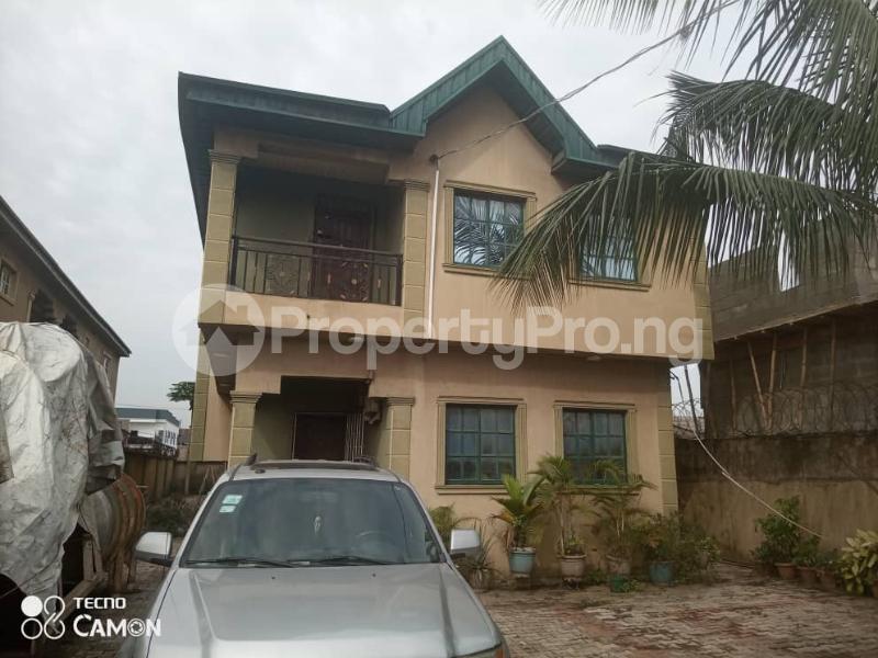 4 bedroom Detached Duplex for sale Labak Estate Oko oba Agege Lagos - 0