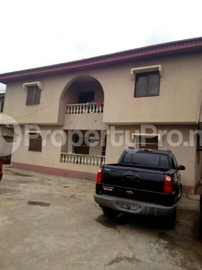 3 bedroom Block of Flat for sale Ajao Estate Isolo. Lagos Mainland Ajao Estate Isolo Lagos - 0