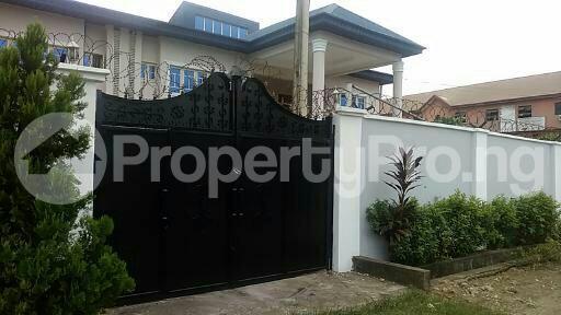 6 bedroom Detached Duplex House for sale OJODU ESTATE  Berger Ojodu Lagos - 3