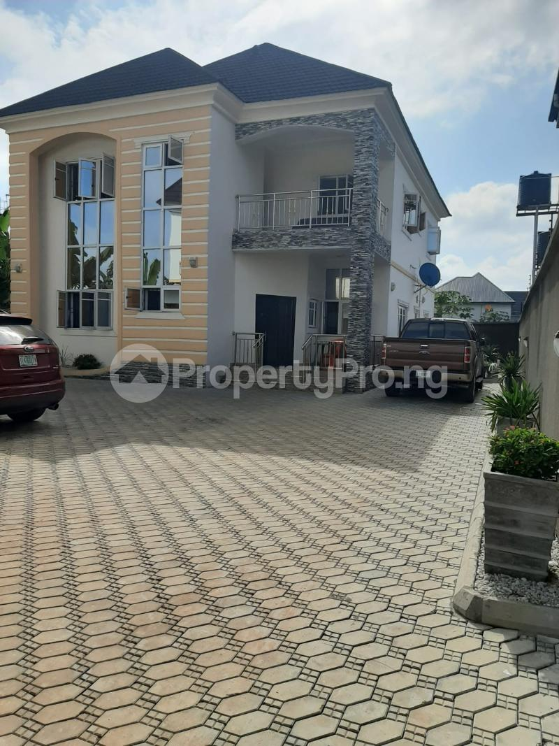 4 bedroom Detached Duplex House for sale Mercy Land Estate Off Nta Road Magbuoba Port Harcourt Rivers - 0