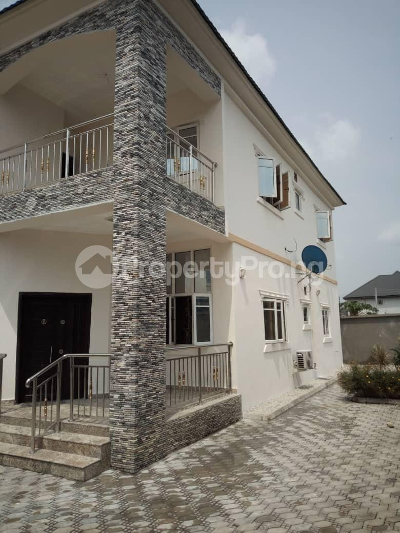 4 bedroom Detached Duplex House for sale Mercy Land Estate Off Nta Road Magbuoba Port Harcourt Rivers - 4