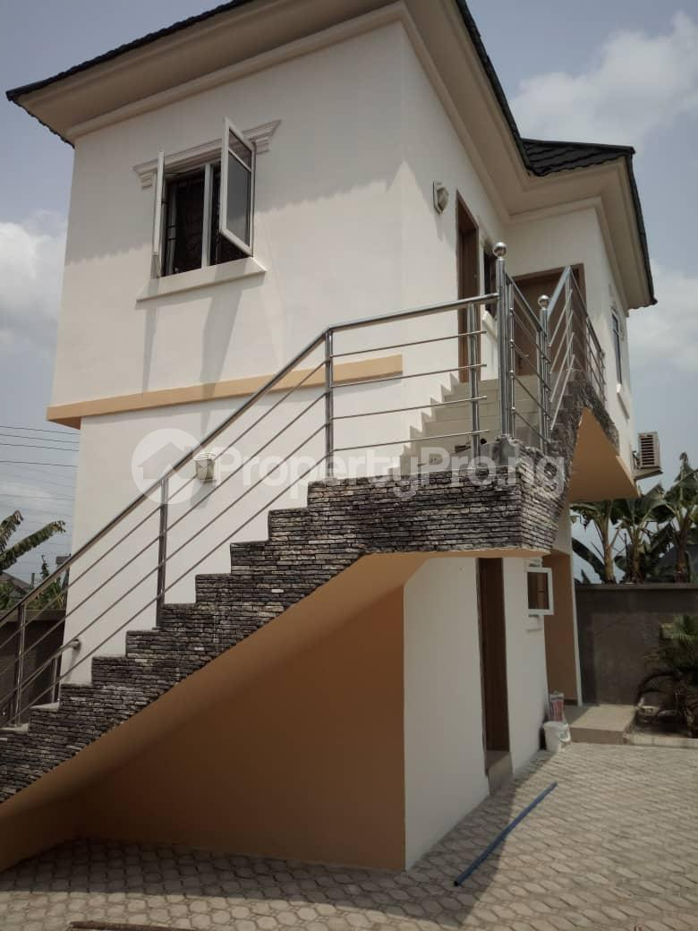 4 bedroom Detached Duplex House for sale Mercy Land Estate Off Nta Road Magbuoba Port Harcourt Rivers - 3