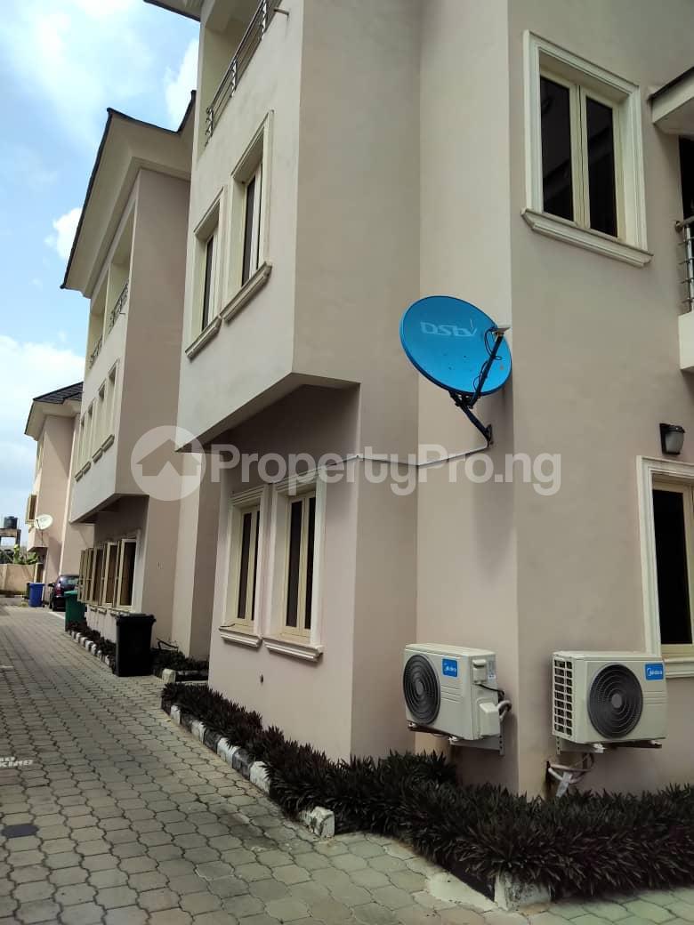 5 bedroom Terraced Duplex House for rent ... Coker Road Ilupeju Lagos - 1