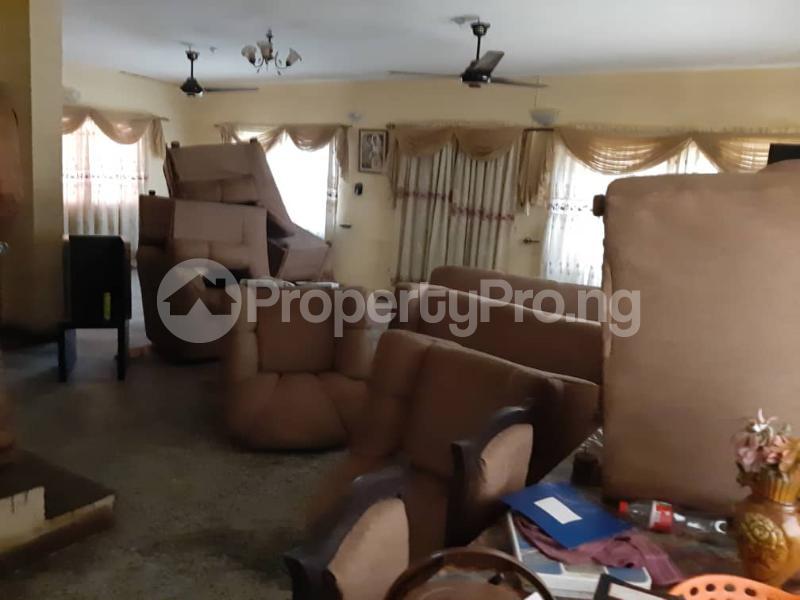 5 bedroom Detached Duplex House for sale ON A TARRED ROAD  Berger Ojodu Lagos - 3