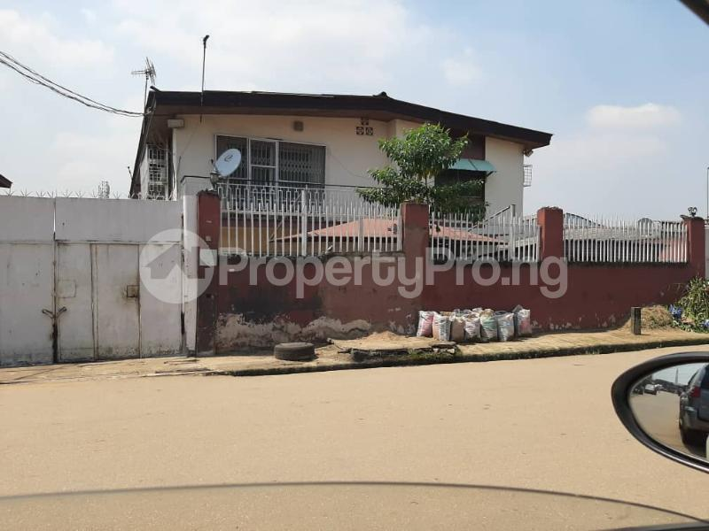 5 bedroom Detached Duplex House for sale ON A TARRED ROAD  Berger Ojodu Lagos - 17