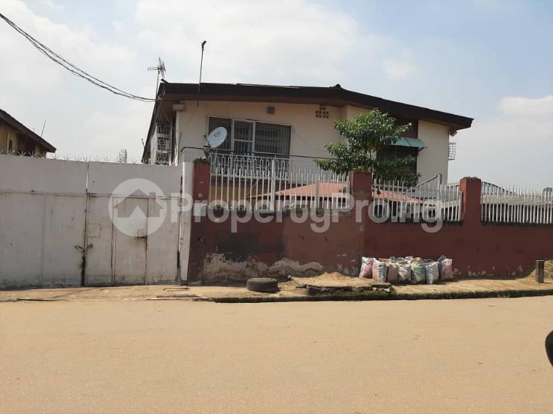 5 bedroom Detached Duplex House for sale ON A TARRED ROAD  Berger Ojodu Lagos - 11