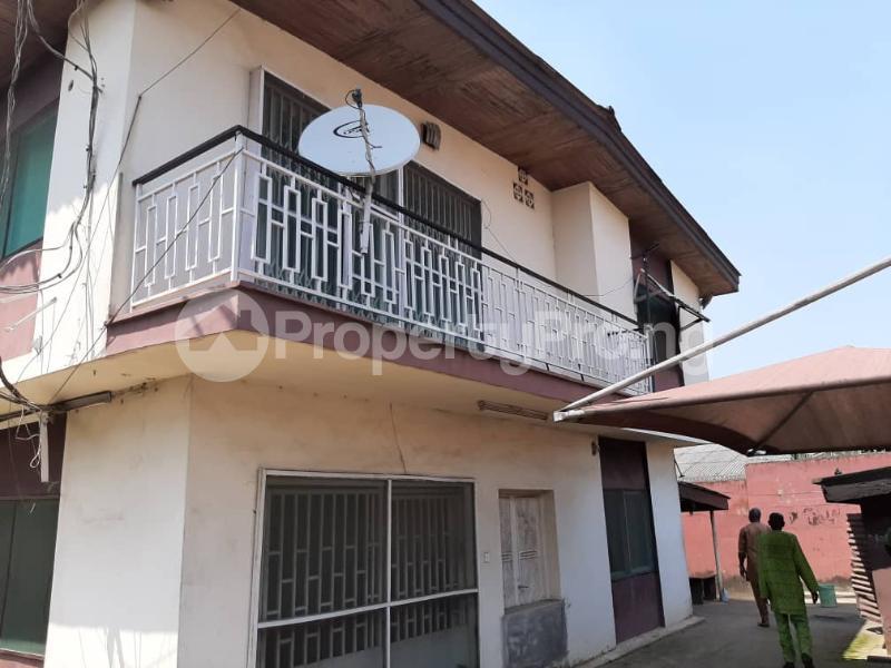 5 bedroom Detached Duplex House for sale ON A TARRED ROAD  Berger Ojodu Lagos - 13