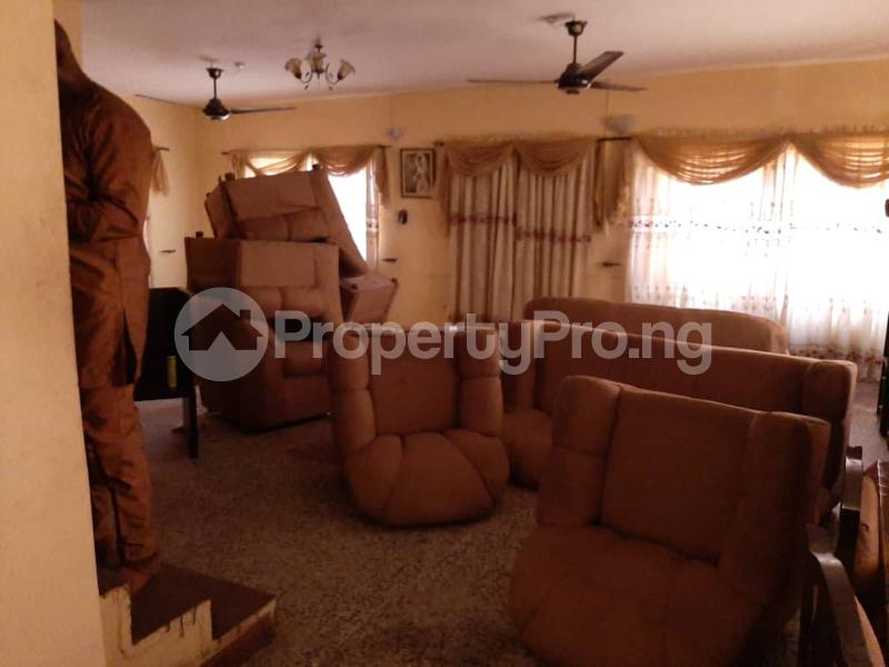 5 bedroom Detached Duplex House for sale ON A TARRED ROAD  Berger Ojodu Lagos - 9