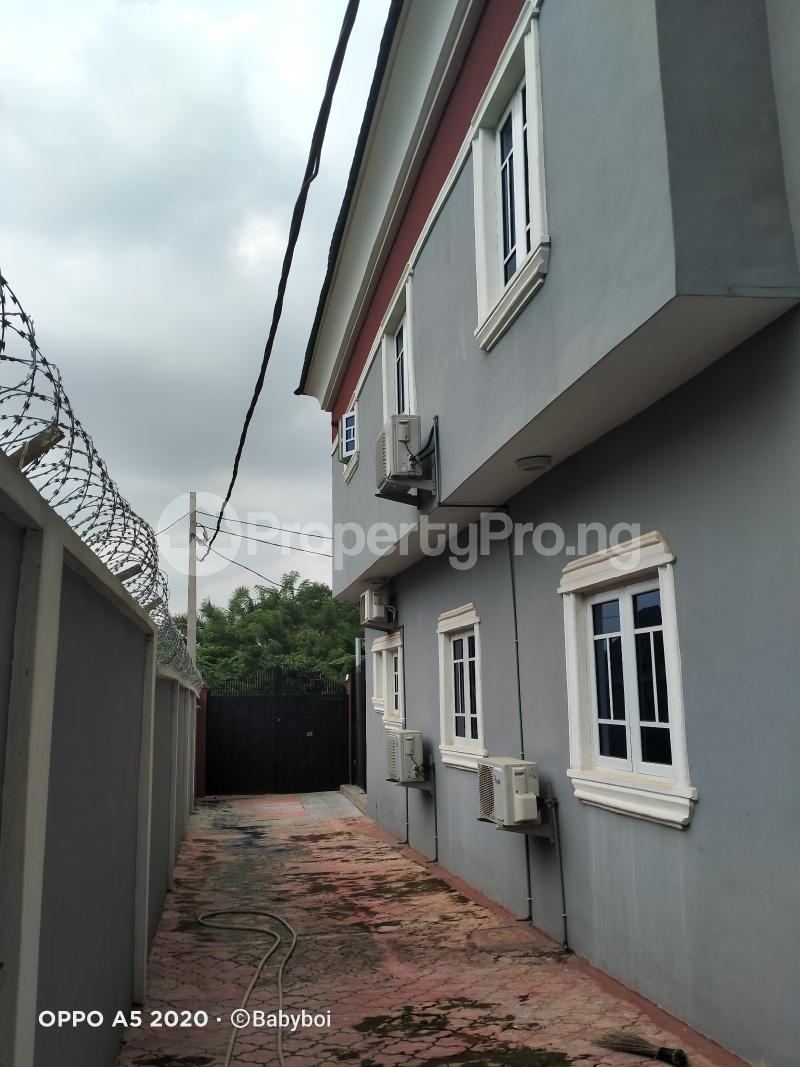 2 bedroom Blocks of Flats for rent K Farm Estate Ogba Bus-stop Ogba Lagos - 10