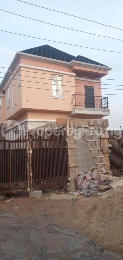2 bedroom Terraced Duplex House for rent Olowora via isheri off berger. Olowora Ojodu Lagos - 0