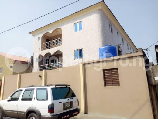 3 bedroom Flat / Apartment for rent Williams Estate  Oko oba Agege Lagos - 10