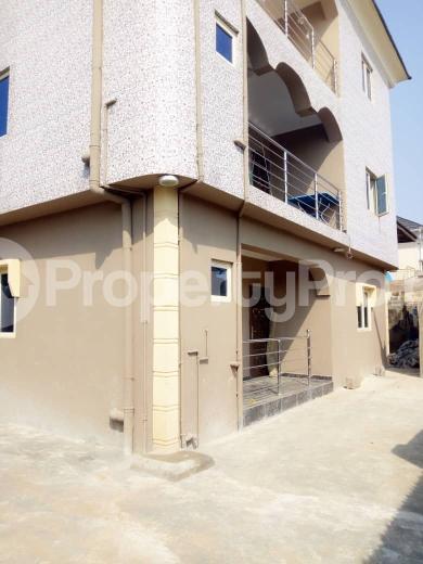 3 bedroom Flat / Apartment for rent Williams Estate  Oko oba Agege Lagos - 9