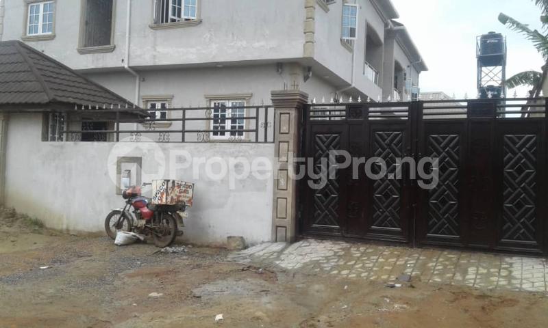 3 bedroom Blocks of Flats House for rent AT SUN ESATE, MAGBORO  Magboro Obafemi Owode Ogun - 5