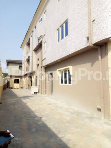 3 bedroom Flat / Apartment for rent Williams Estate  Oko oba Agege Lagos - 11