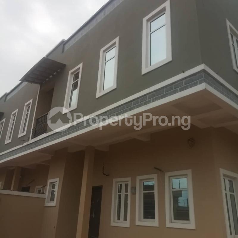 3 bedroom Detached Duplex House for rent Olowora via omole ph2 estate off berger. Olowora Ojodu Lagos - 2