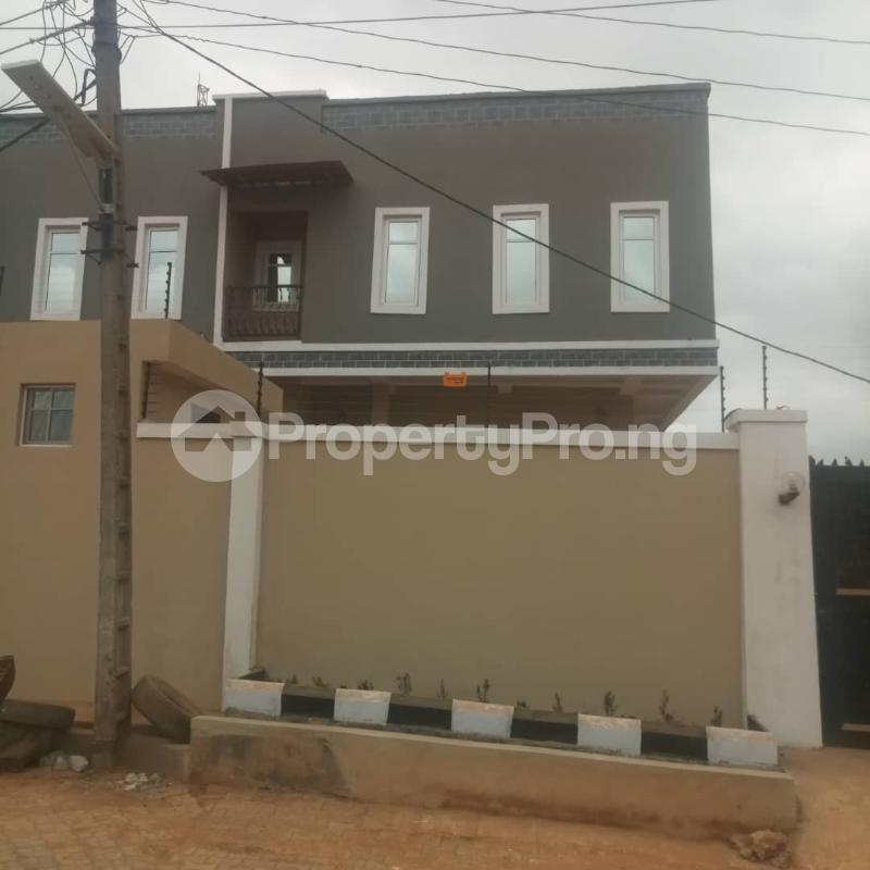 3 bedroom Detached Duplex House for rent Olowora via omole ph2 estate off berger. Olowora Ojodu Lagos - 11