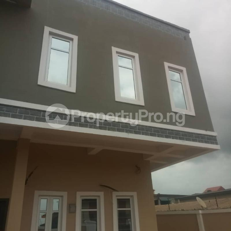 3 bedroom Detached Duplex House for rent Olowora via omole ph2 estate off berger. Olowora Ojodu Lagos - 14