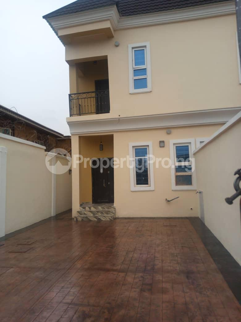 5 bedroom Detached Duplex House for sale Omole phase 1 Ojodu Lagos - 9