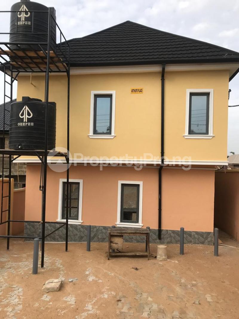 1 bedroom Blocks of Flats for rent Magboro Via Berger Along Lagos Ibadan Expressway Ogun State. Magboro Obafemi Owode Ogun - 14