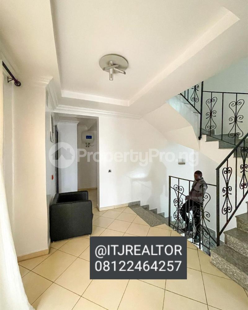 4 bedroom Terraced Duplex House for sale Banana Island Ikoyi Lagos - 1